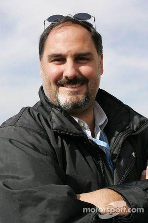 Team manager Alfonso De Orleans-Borbon