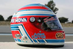 Helmet of Adam Carroll
