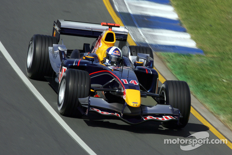 2005 - Red Bull, David Coulthard