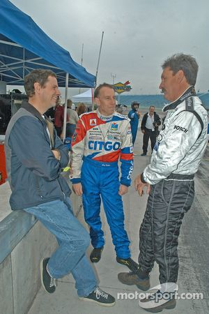 Butch Leitzinger, Andy Wallace and Dorsey Schroeder