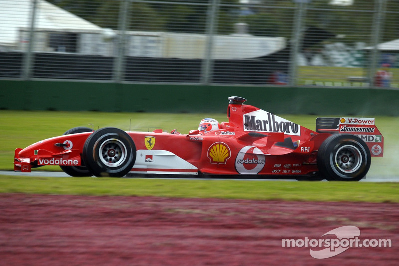 2005 : Ferrari F2004M