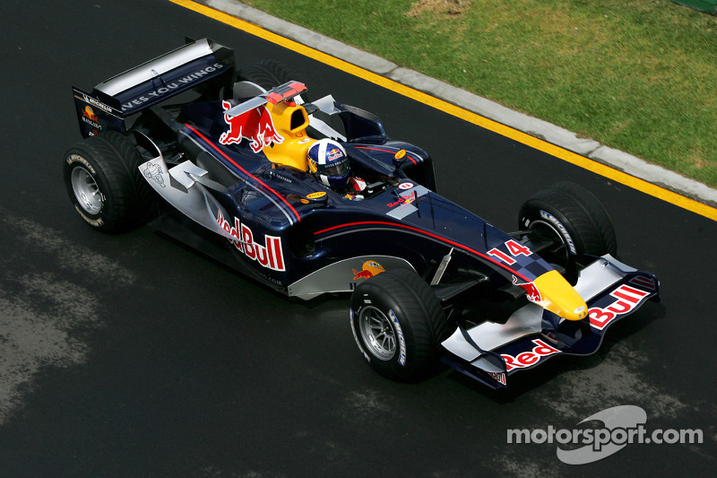 Red Bull RB1 (2005