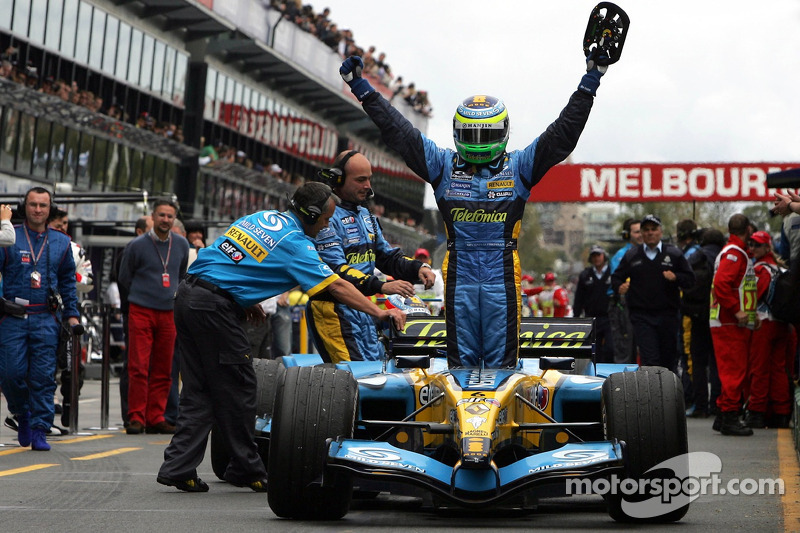 Giancarlo Fisichella: 2 galibiyet