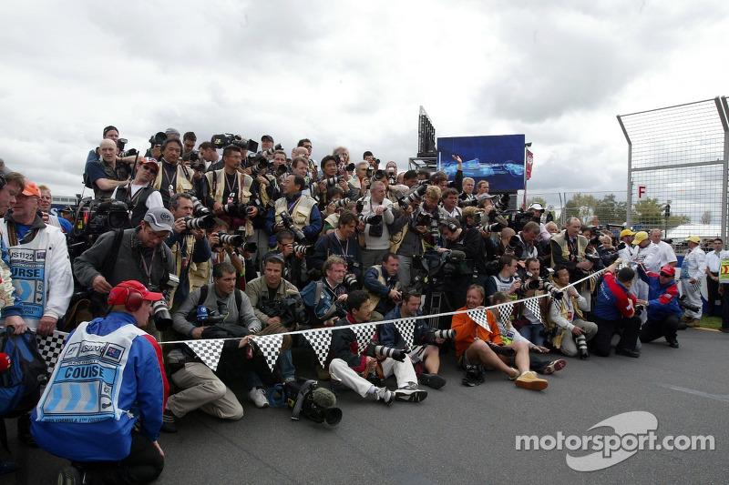 Foto de pilotos