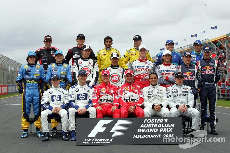 Участники сезона-2005