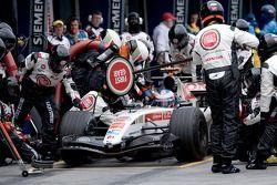 Pitstop de Jenson Button