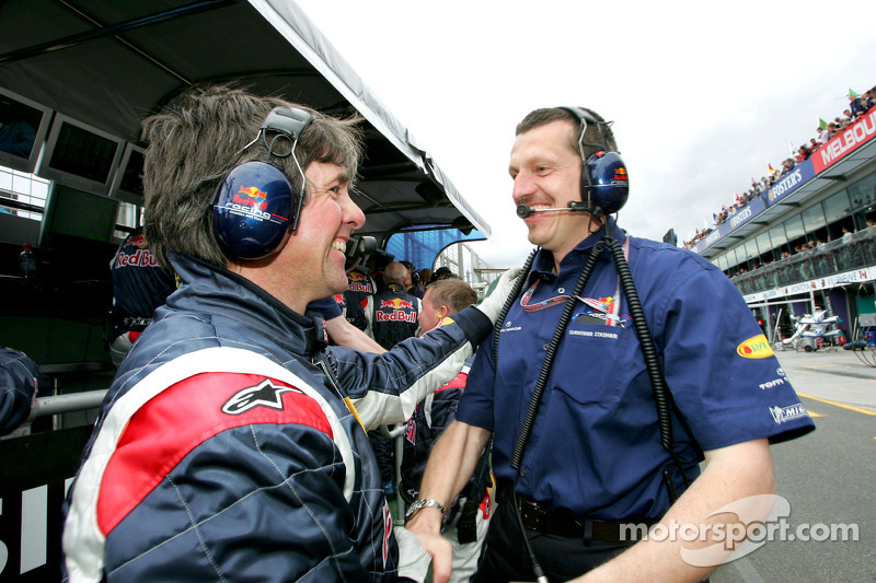 2005 год – Red Bull