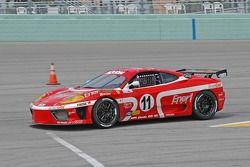 #11 JMB Racing USA Ferrari 360 Challenge: Constantino Bertuzzi, Matt Plumb