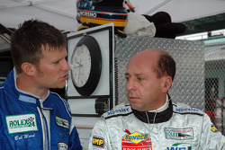 Bob Ward and Roberto Moreno
