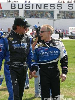 Randy Lajoie and Mark Martin
