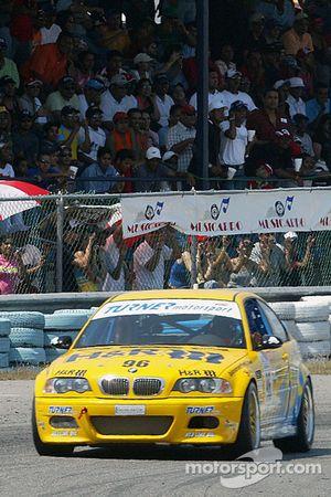 #96 Turner Motorsport BMW M3: Justin Marks, Bill Auberlen