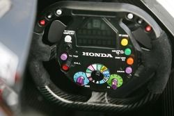 BAR-Honda steering wheel