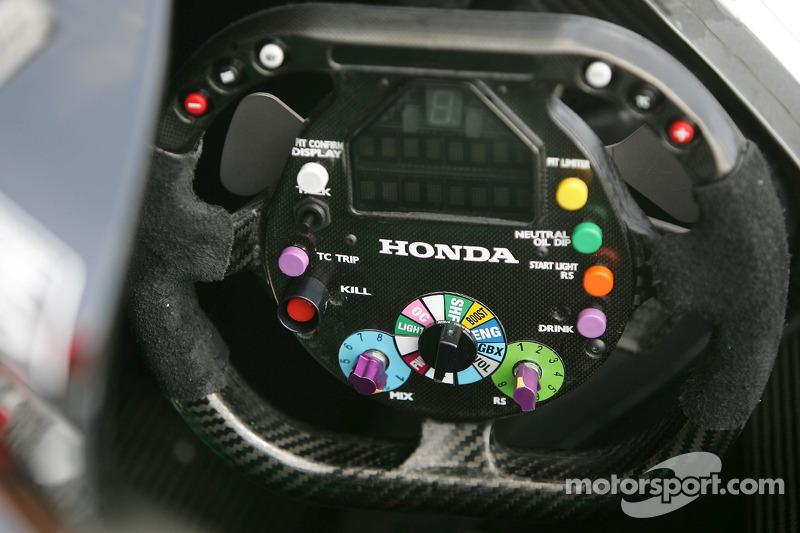 Volante BAR-Honda