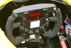 Jordan steering wheel