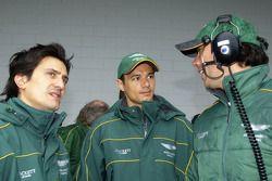 Stéphane Ortelli, Stephane Sarrazin and Peter Kox