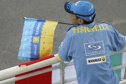 A Renault fan