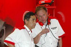Hiroshi Yasukawa and Kees van der Grint