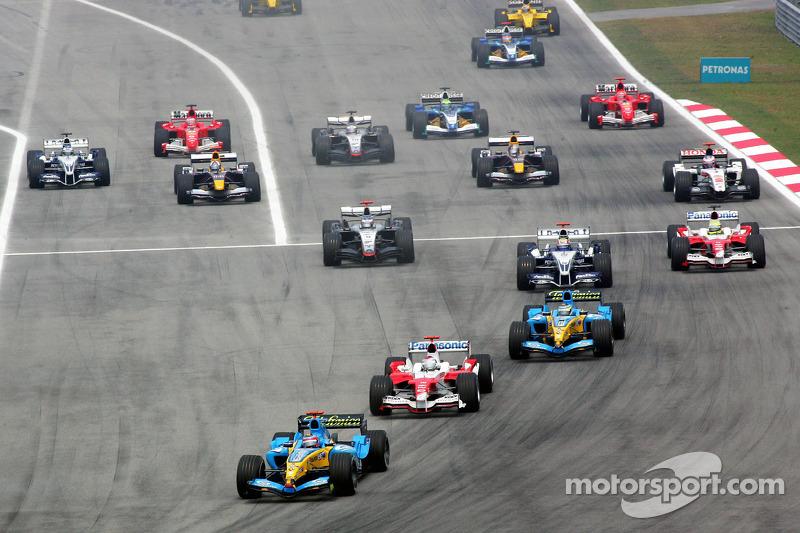 2. Gran Premio de Malasia de 2005