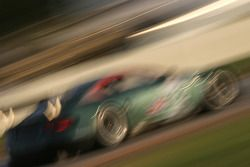 Artistic impression of #58 Aston Martin Racing Aston Martin DB9: Peter Kox, Pedro Lamy, Stephane Sarrazin
