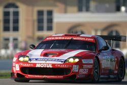 #86 Care Racing - Larbre Ferrari 550 Maranello: Sébastien Bourdais, Christophe Bouchut, Fabricio Gol