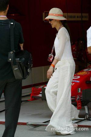 Girlfriend of Jean Todt, Michelle Yeoh