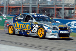 Mark Winterbottom on pit straight