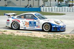 Alex Job Racing Porsche 911 GT3 RSR : Randy Pobst, Ian Baas, Brian Cunningham