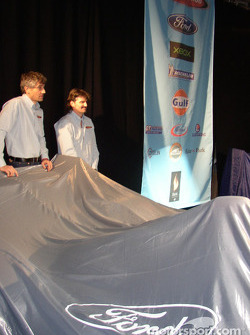 Cars about to be unveiled