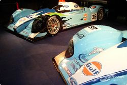 The Paul Belmondo Racing Courage C65 Ford
