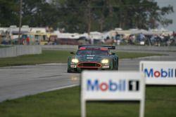 #58 Aston Martin Racing Aston Martin DB9: Peter Kox, Pedro Lamy, Stephane Sarrazin