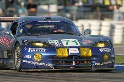 #71 Carsport America Dodge Viper: Tom Weickardt, Jean-Philippe Belloc, Michele Rugolo