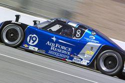 #19 Ten Motorsports BMW Riley: Michael McDowell, Memo Gidley, Michael Valiante
