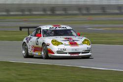 #05 Sigalsport Porsche GT3 Cup: Yehuda Rakovchik, Dennis Puddester