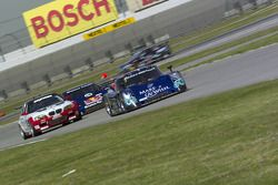#19 Ten Motorsports BMW Riley: Michael McDowell, Memo Gidley, Michael Valiante