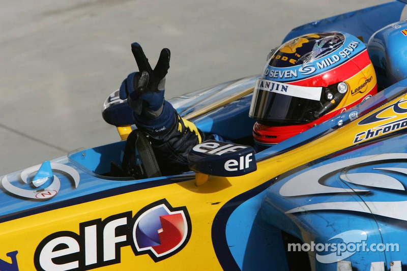 3- GP de Bahrein 2005, Sakhir