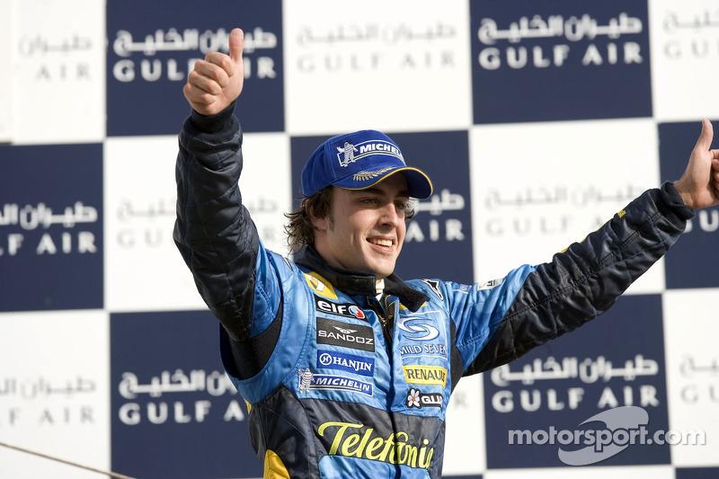В 9 случаях из 14 Гран При Бахрейна выигрывал будущий чемпион
