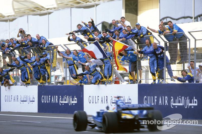 2005. Переможець: Фернандо Алонсо, Renault