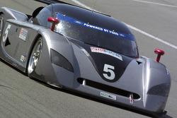 #5 Essex Racing Ford Crawford: Joe Pruskowski, Justin Pruskowski