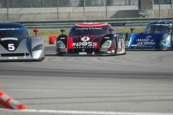 #5 Essex Racing Ford Crawford: Joe Pruskowski, Justin Pruskowski, #4 Howard - Boss Motorsports Ponti