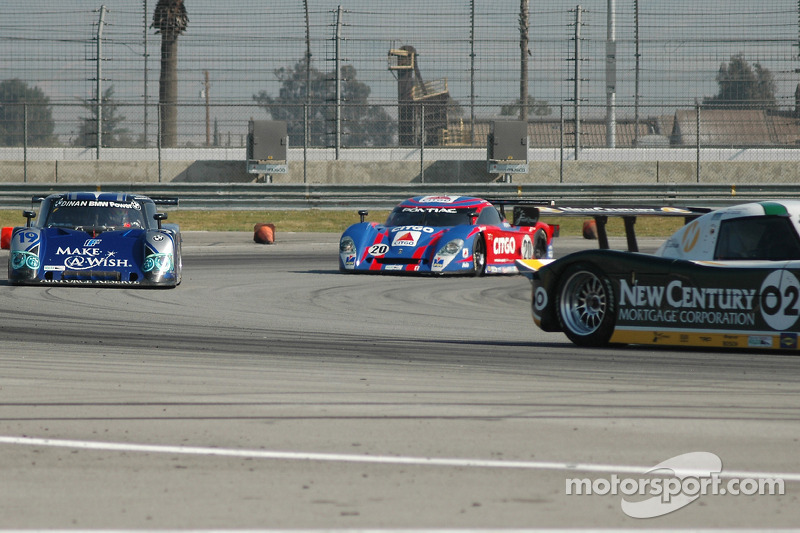 #19 Ten Motorsports BMW Riley: Michael McDowell, Memo Gidley, Michael Valiante, #20 CITGO - Howard -