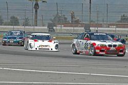 Prototype Technology Group BMW M3 : Chris Gleason, Ian James; Orbit Racing Pontiac Riley: Jim Matth