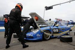 Team Eurotech fuelstop