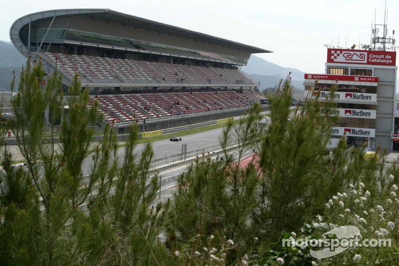 O circuito da Catalunha foi construído como parte do programa olímpico, que recebeu os jogos de 1992.