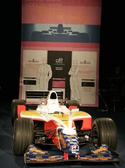 Campos Racing GP2 car