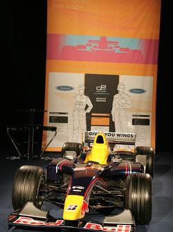 iSport International GP2 car