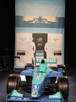 Hitech Piquet Sports GP2 car