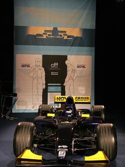 Super Nova GP2 car
