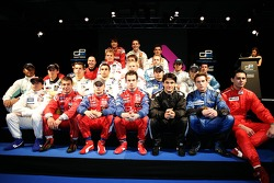 The drivers of the 2005 GP2 series championship