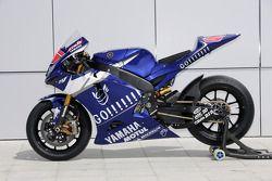 Gauloises Yamaha Team photoshoot : Yahama YZR M1