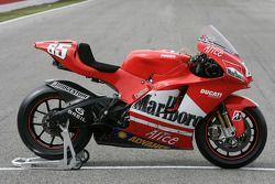 Ducati photoshoot: Loris Capirossi